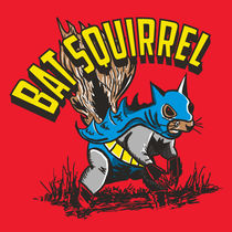 Bat Squirrel von Matt Fontaine
