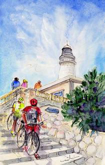 Cycling In Majorca 03 by Miki de Goodaboom