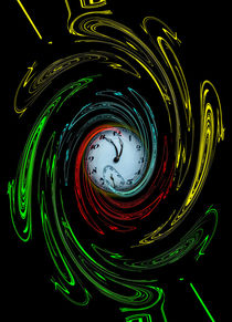 Raum und Zeit von Walter Zettl