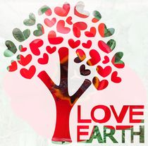 Earth love by Amanda Elizabeth  Sullivan