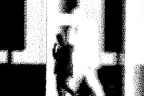 Walking-in-the-night