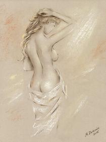 Göttin der Morgenröte - Aktzeichnungen von Marita Zacharias