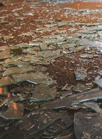 Shattered glas by Florian Barfrieder
