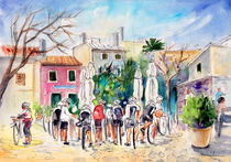 Cycling In Majorca 05 von Miki de Goodaboom