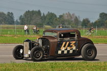 Ford Hot Rod V8 von Mark Gassner