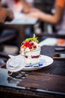 Johannisbeer Dessert by Alexander Schnoor
