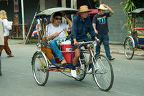 Rickshaw  by Rob Hawkins