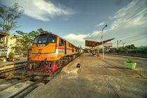 Surat Thani Station  von Rob Hawkins