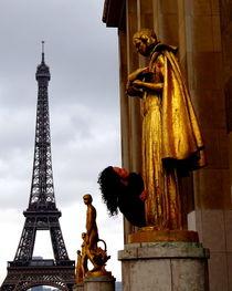 Paris Eifelturm  by chumana