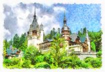Castle-watercolor-illustration
