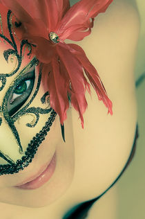 Beyond the Mask #02 by loriental-photography