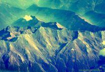 Über den Bergen  von Sandra  Vollmann