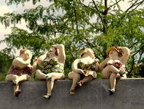Lustige Damen by Pit Nawarra