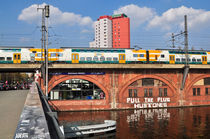'Alter Speicher an der Spree in Berlin' von captainsilva