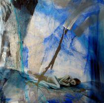 Im blauen Raum 2 by Annette Schmucker