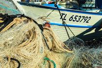 fishing net  von Leandro Bistolfi