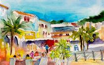 Cala Ratjada Town von Miki de Goodaboom