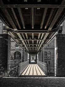 SPEICHERSTADT - Im Gewirr der Brücken von freedom-of-art