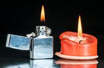 Element 1 Feuer by Mario Fichtner