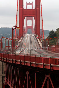 Golden Gate Bridge In Motion von timbo210
