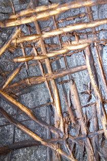 Bambusgerüst von Reiner Poser