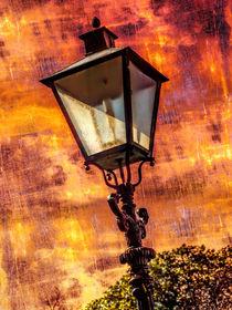 Straßenlicht von Daniel Heine