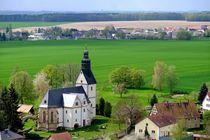 Die Kirche by Jörg Hoffmann