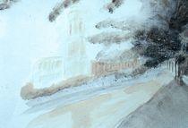 winter in town by Maria-Anna  Ziehr