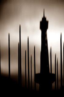 Dunkle Türme  von Bastian  Kienitz