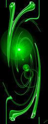 20140724-schwares-feld-gerade-und-bogen-123456-blendeffekt-malf-mit-feder