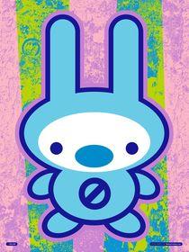 Imp / Bashing Blue by Monkey Fist