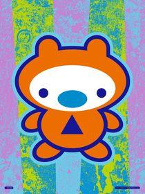 Imp / Outrage Orange by Monkey Fist