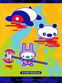 Imp / Panda-monium by Monkey Fist