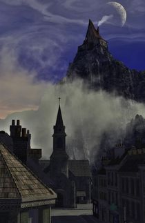 The Strange High House in the Mist by Russell Smeaton