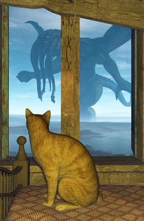 What the Cat Saw von Russell Smeaton