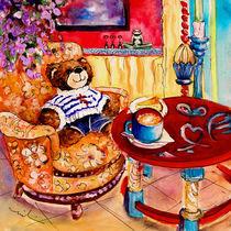 Truffle McFurry In Cala Ratjada von Miki de Goodaboom
