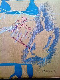 OHNE TITEL (DAS BILD IM BETRACHTER) by Johannes Morten