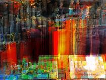 coloured window II.I | abstract von ursfoto