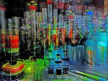 coloured shopping I.I | abstract von ursfoto