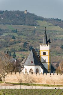 Ingelheimer Burgkirche 09 by Erhard Hess