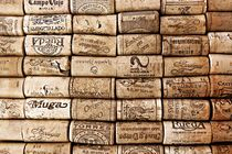 Spanish Corks by Clare Bevan