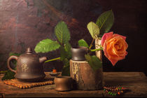 Tea Rose by Stanislav Aristov