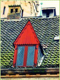 ~ Schornsteine historisch ~ by Sandra  Vollmann