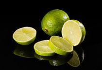Limette (Citrus latifolia) (3) von Erhard Hess