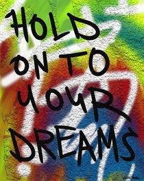 Hold On To Your Dreams von Vincent J. Newman