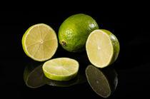 Limette (Citrus latifolia) (2) by Erhard Hess