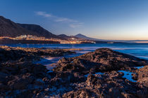 Nordküste von Teneriffa von Moritz Wicklein