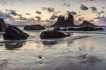 Benijo Beach, Tenerife by Moritz Wicklein