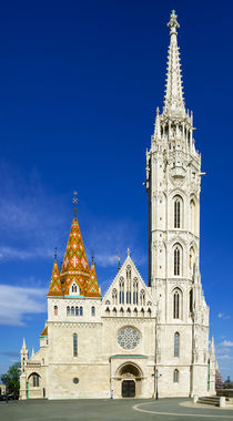 Matthiaskirche Budapest von Matthias Hauser