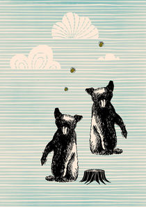 the bears by Sybille Sterk